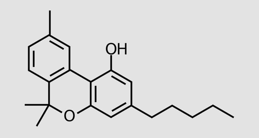 chemische Formel des CBN